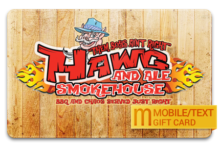 Hawg and Ale Smokehouse M-Gift Card